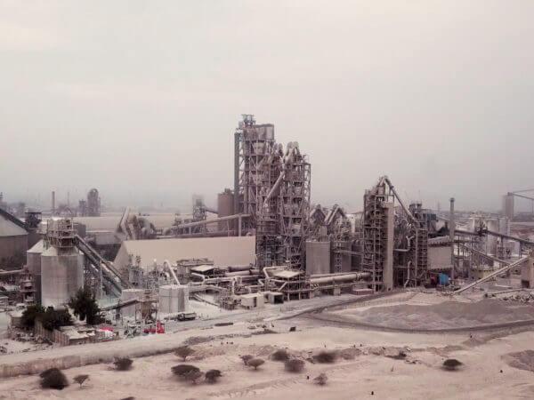 Ras-al-Khaimah-Cement-Plant