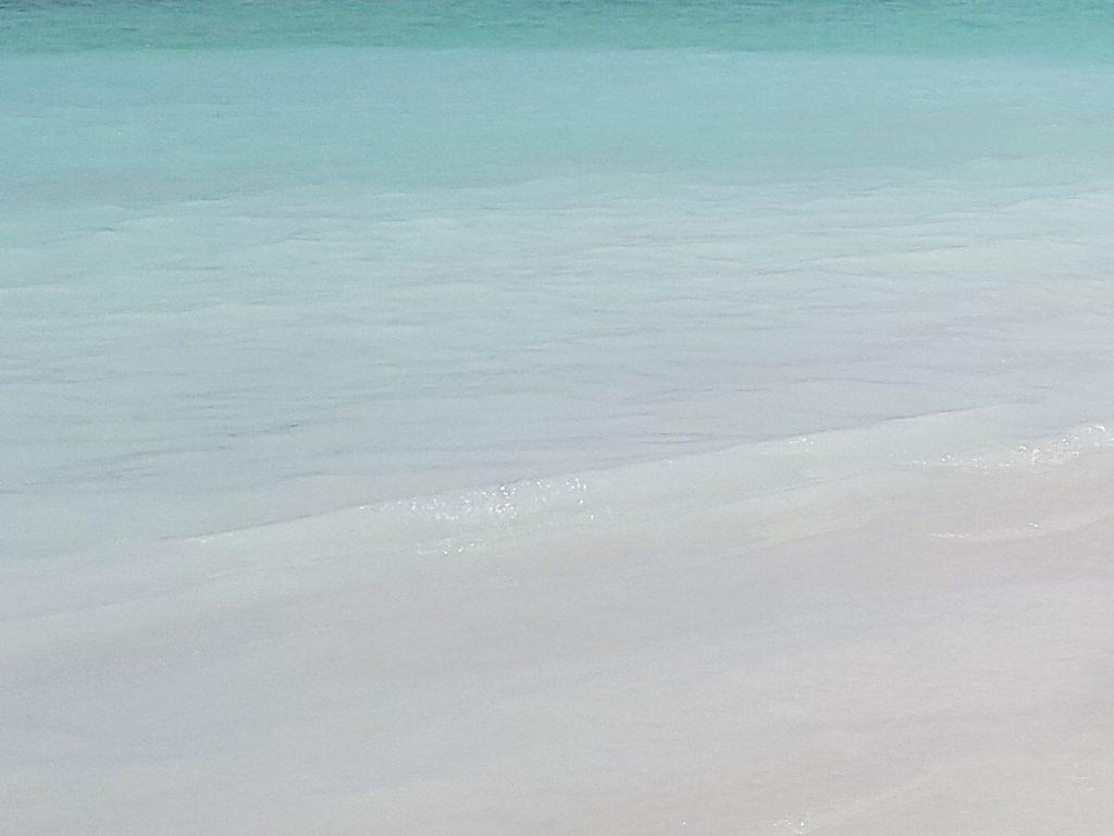 White-beach-sand